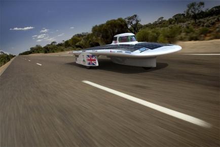 Solar car Bethany