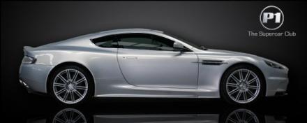 P1 Aston Martin DBS