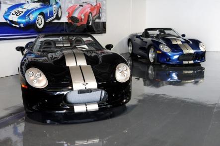 Shelby Series II