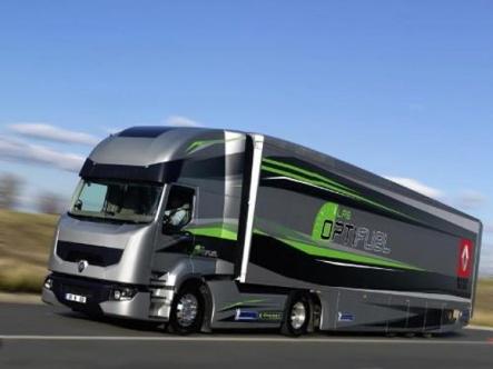 Renault opti fuel lab