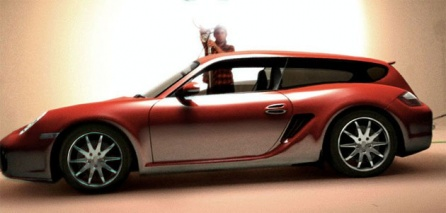 Cayman Shooting Brake