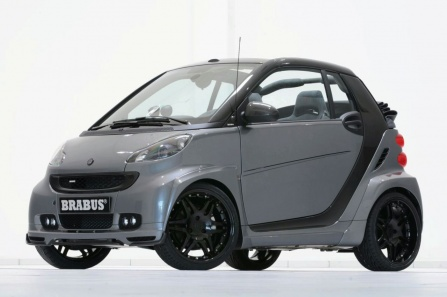 Brabus Ultimate R Smart ForTwo