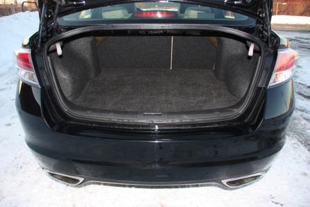 Багажник Mazda 6 2009