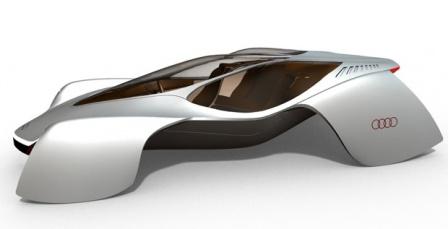 Render Concept Audi Avatar