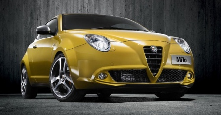 Alfa Romeo LPG-powered MiTo