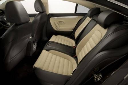 2009 Volkswagen Passat сиденья