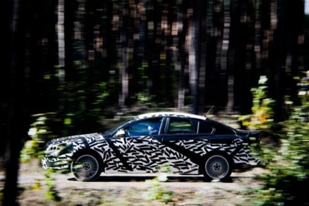 2011 Buick Regal Spy