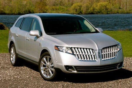 Lincoln 2010 MKS EcoBoost