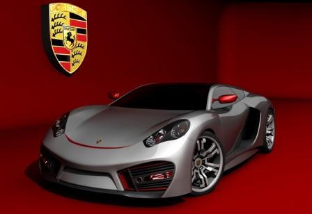 Baddal Porsche Study