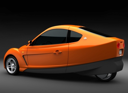 Mayers Motors NMG concept