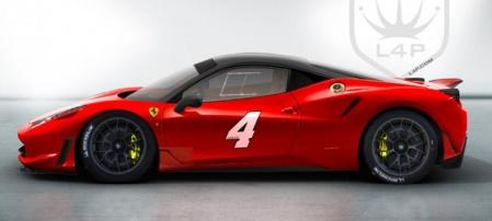 Ferrari 458XXB