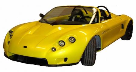 Saba Motors roadster