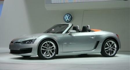 VW Blue Sport Concept