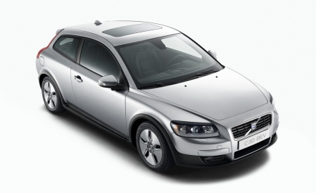 Battery-powered Volvo C30