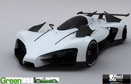 Электромобиль Green GT