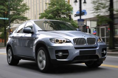 BMW X6 hybrid 2010