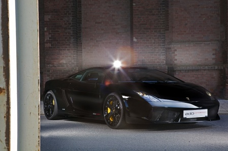 Lamborghini Gallardo LP600/4