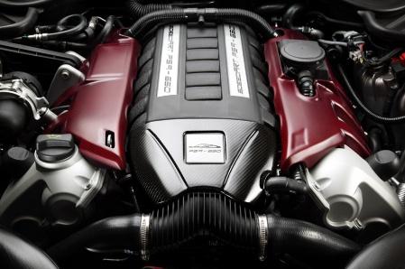 Speedart Ps9 650 Panamera engine