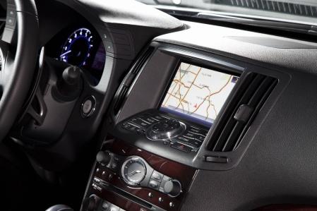 2010 Infiniti G37 sedan салон