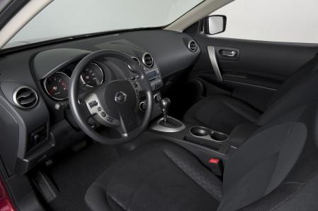 Nissan Rogue 201 Krom edition interior