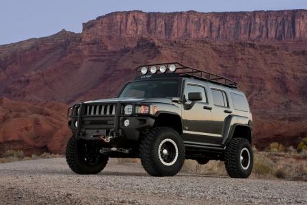 Hummer H3 Moab Concept