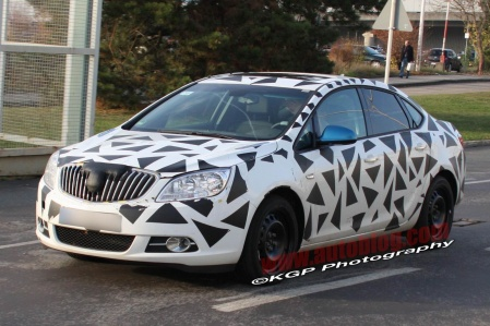 New Buick Excelle