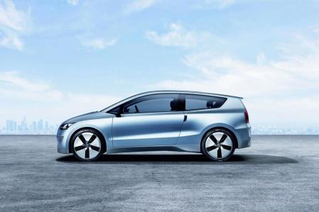 VW UP Lite concept