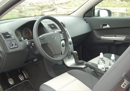 2008 Volvo C30 T5 салон
