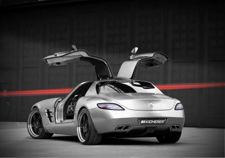 Kicherer SLS 63 CP Mercedes-Benz SLS AMG