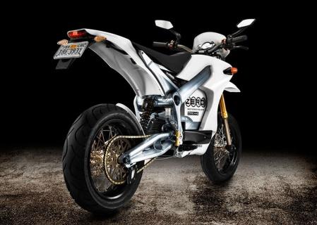 Электрический мотоцикл Zero S