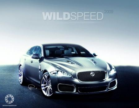 Jaguar XJ-R 2011