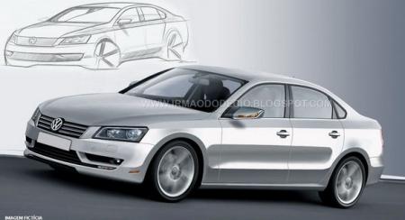 2011 Volkswagen Passat NMS