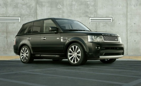 Range Rover Sport Autobiography limited edition 2010