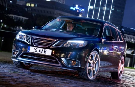 Saab 9-3 turbo X-wagon