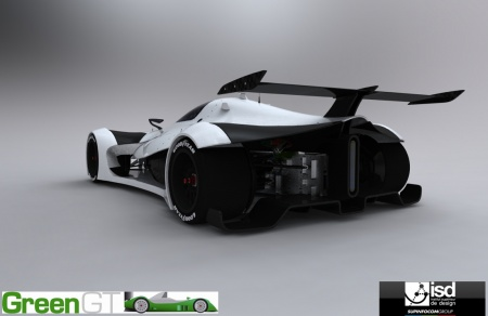 Green GT concept