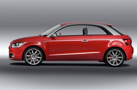 New Audi A1 2010