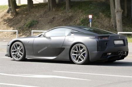Lexus LF-A Supercar
