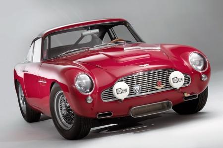 Aston Martin DB4 GT 1963