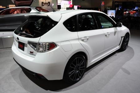 Subaru WRX STI special edition