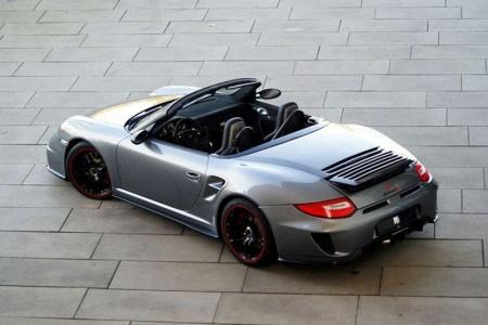Porsche Speed9 от 9ff