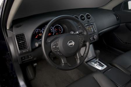 2010 Nissan Altima салон