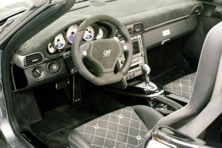 Porsche Speed9 от 9ff interior