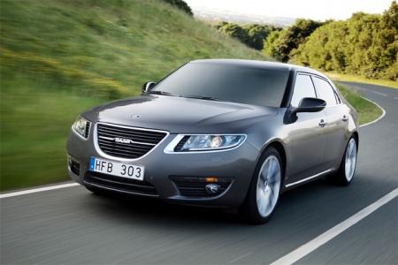 New Saab 9-3 2010