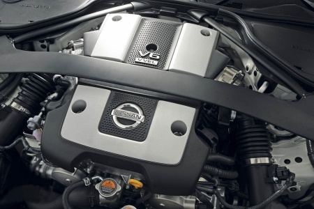 Niassan 370Z engine