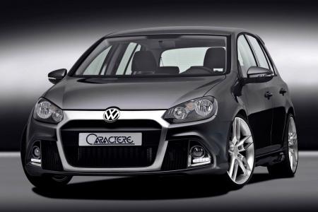 Volkswagen Golf 6 Caractere