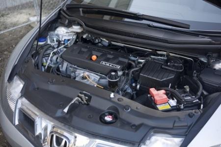 Honda Civic Si двигатель
