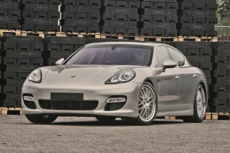 Porsche Panamera turbo от Mcchip