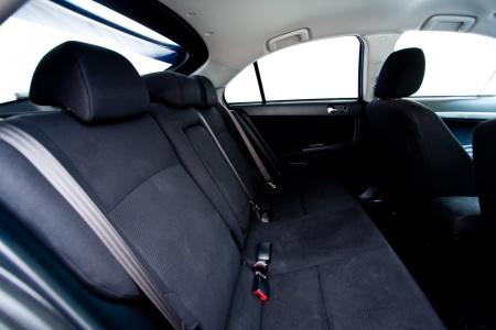 Mitsubishi Lancer Ralliart Sportback interior