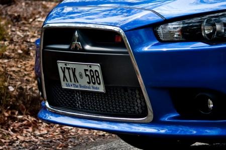 Mitsubishi Lancer Ralliart Sportback