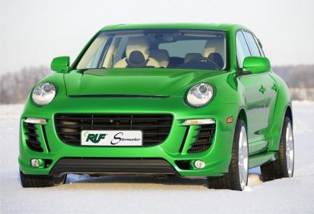 Eruf Stormster Porsche Cayenne